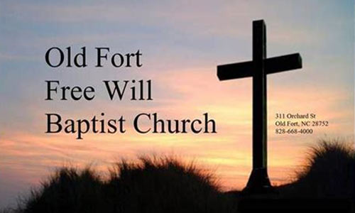 Old Fort Free Will Baptist Church