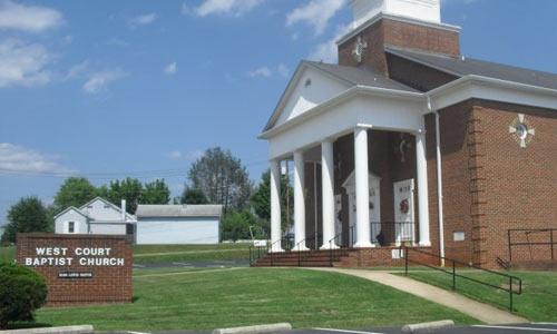 West Court Street Baptist Church